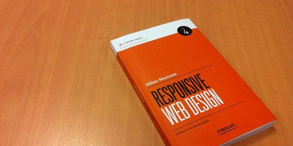 Responsive Webdesign par Ethan Marcotte - livre-webdesign