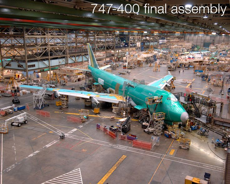 Boeing Factory. Biggest square feet building in the entire world...than even the Mall of America, etc. I guess where the biggest planes in the world get assembled, it's appropriate. The tour was amazing! The tour guide was hilarious...he was straight Irish.