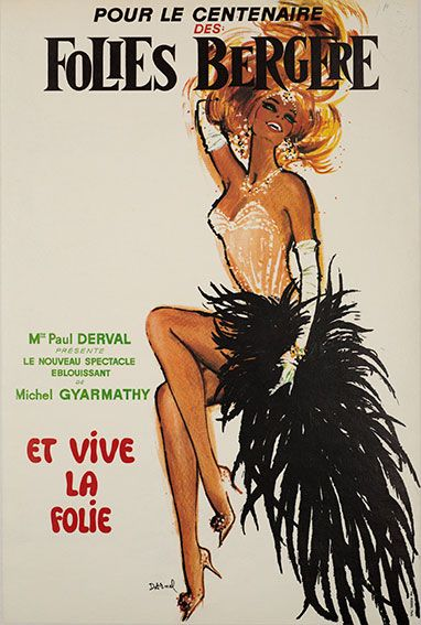 Vintage Theater Posters, French and Italian Theater Posters, Antique Theater Posters