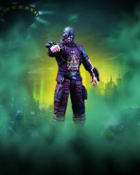 New figures in stock now! Batman Arkham City Series 4 Deadshot Action Figure