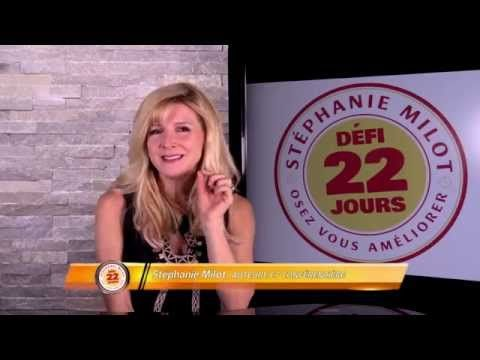 LE DÉFI 22 JOURS | Une initiative de Stéphanie Milot — Défi 22 jours