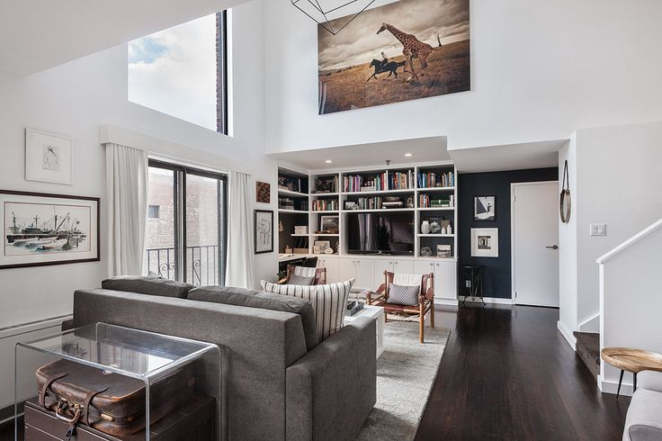 Alexis Bledel and Vincent Kartheiser's Brooklyn Home Is a Minimalist's Dream