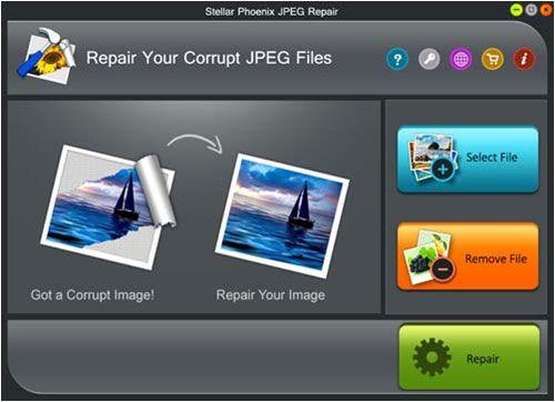 Product Review : Stellar Phoenix JPEG Repair | Technology Review
