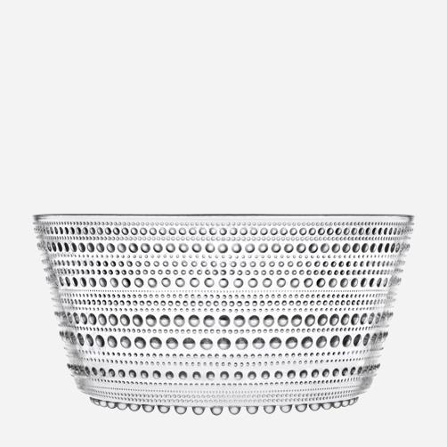 Kastehelmi bowl by Iittala