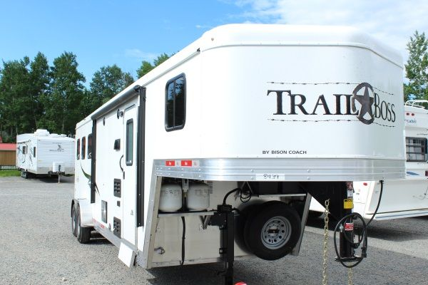 2016 Trail Boss 7308TB by Bison coach (Stock Num 8439)