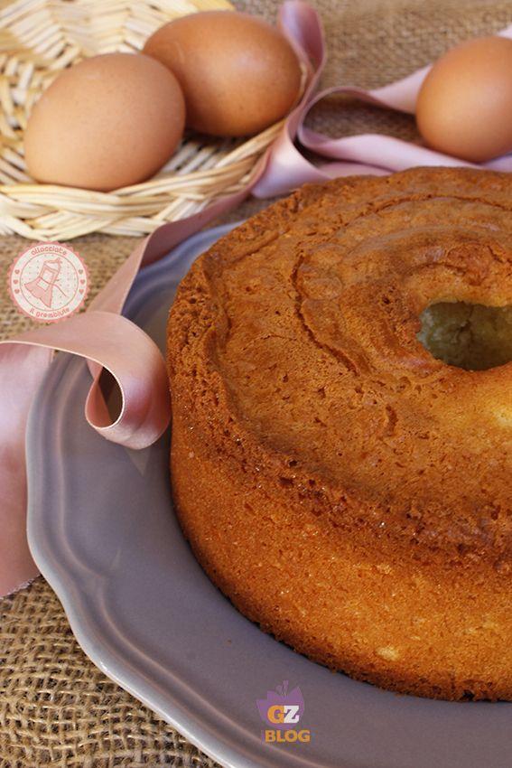 EXTREMELY SOFT CAKE - CIAMBELLONE SOFFICISSIMO ricetta della nonna