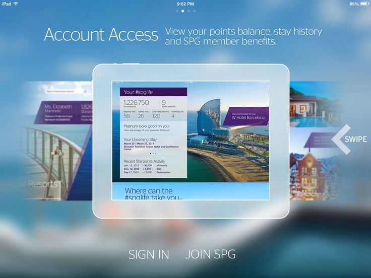 Onboarding   TabPatterns: Tablet UI Patterns