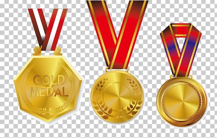 Gold Medal Olympic Medal Trophy Png Award Bronze Medal Cartoon Gold Medal Cartoon Medal Decorative Elements Olympic Medals Gold Medal Medals