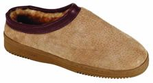 Men's Old Friend Slippers Clog in Chestnut
