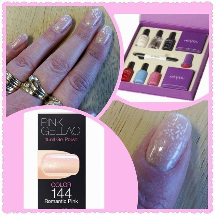 Pink Beauty Club shared Eef Roelofs's photo Op verzoek van Pink Beauty Club, een foto; gisteravond geëxperimenteer...
