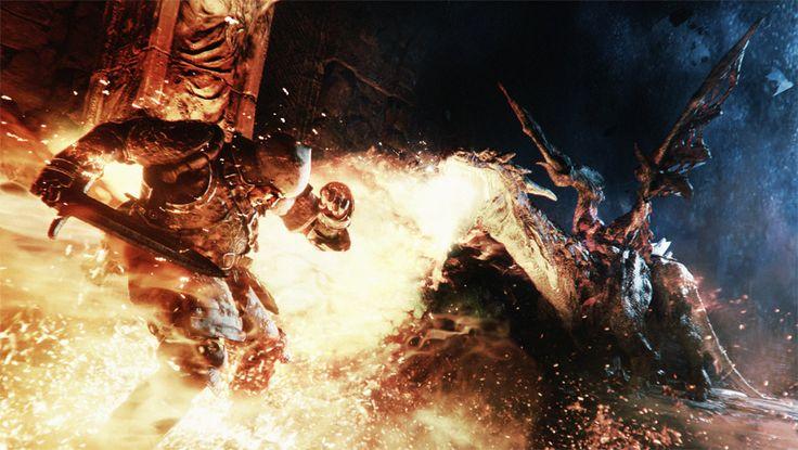 deep down game: epic/dragon..warrior