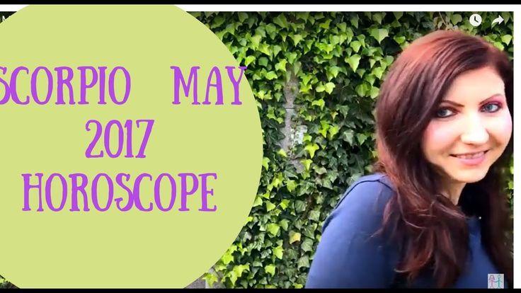 Scorpio May 2017 Horoscope