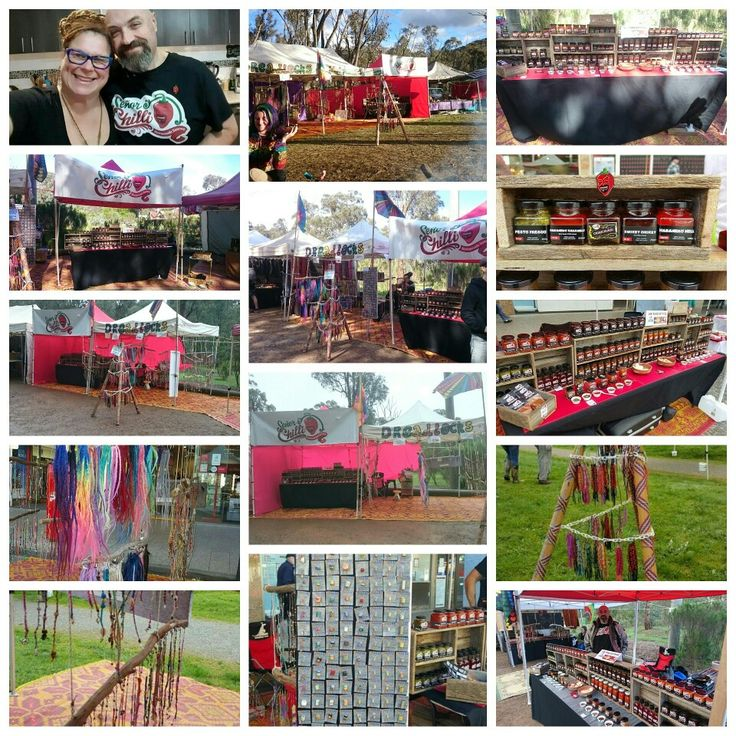 Hi everyone we'll be back at St Andrews after one week of absence due to my first ever doof festival at Solution Drop ACT. Can't wait to be back and see all of you. Come and join Mabelle Dreams and Señor Chilli, and the wonderful people of St Andrews Market.