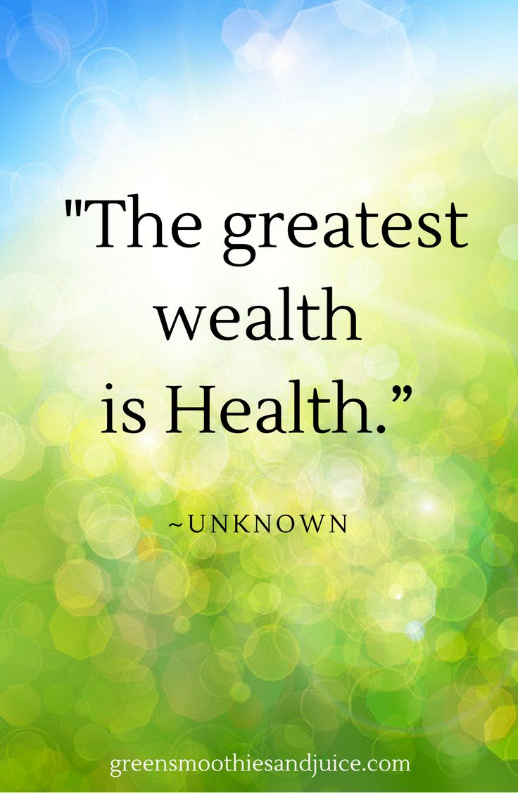 Without your health, what have you got? #health #eatwell #livewell