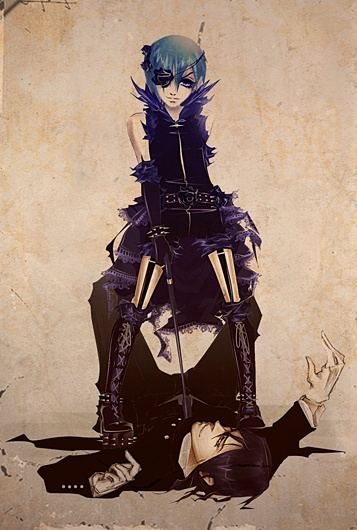 Sebastian and Ciel ~ ♥ Kuroshitsuji
