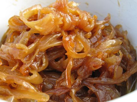 how to caramelize onion