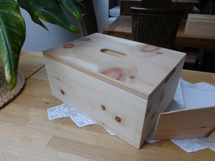 Weiteres - Zirbenbrottopf, Brottopf, Brotdose aus Zirbenholz - ein Designerstück von Schreinerei-Senega bei DaWanda