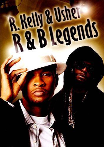 R&B Legends: R. Kelly and Usher Raymond [DVD]