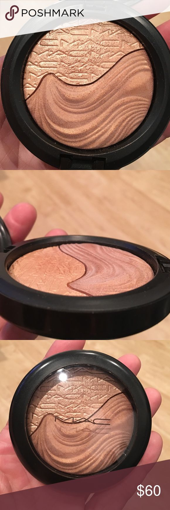 MAC EXTRA DIMENSION SKINFINISH DOUBLE DEFINITION MAC EXTRA DIMENSION SKINFINISH DOUBLE DEFINITION. LIGHTLY SWATCHED 1x. AUTHENTIC ITEMS ONLY! NO FAKES HERE! MAC Cosmetics Makeup Bronzer