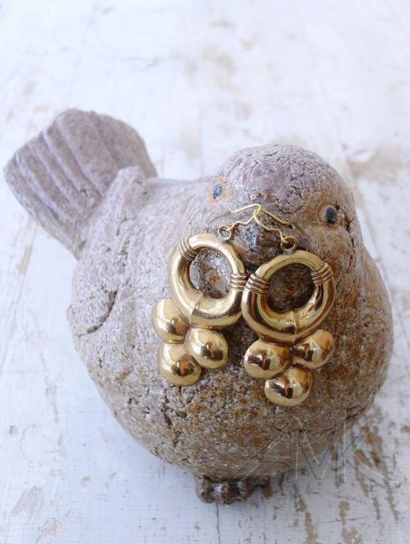 Kainuu (Sotkamo) earrings by kalevala Koru.
