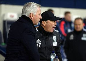 The Strange Exploits Of Alan Pardew At Crystal Palace
