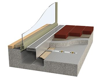 The 17 Best Images About Level Thresholds On Pinterest Drainage Solutions For The And Doors