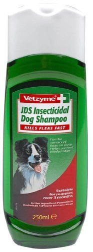 Vetzyme Dog Flea Shampoo Jds Insecticidal 250Ml *** Check out the image by visiting the link.