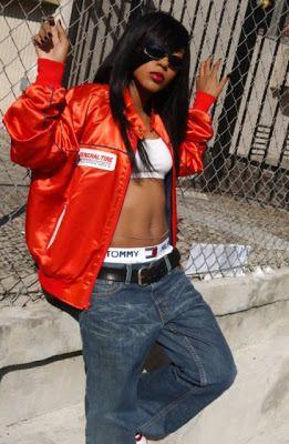 Tomboy swag - Aaliyah