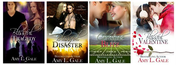 How would you fair out dating a Rock Star?    AUTHOR SPOTLIGHT  WITH AMY L. GALE    HOT ROCK STAR ROMANCE  BLISSFUL TRAGEDY  Ambitious 22-year-old Lexie Waters is intent on taking the advertising world by storm. When shes offered the soon to be open position shes been vying for at a swanky advertising agency theres only one last summer separating her from dreams of corporate success. Still bitter from catching her boyfriend cheating she heads out for a night of fun to see her favorite band…