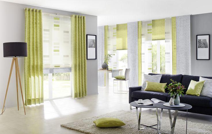 17 best images about gardinen sonnenschutz im einklang. Black Bedroom Furniture Sets. Home Design Ideas