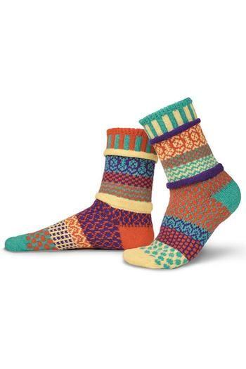 17.98$  Buy here - http://vighr.justgood.pw/vig/item.php?t=9jbbf746482 - Mismatched Knit Socks