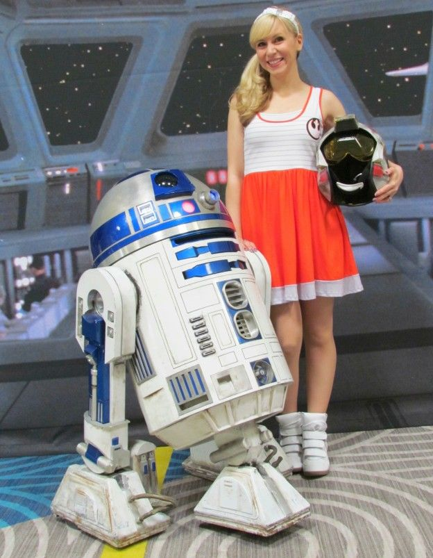 ashley eckstein youtube