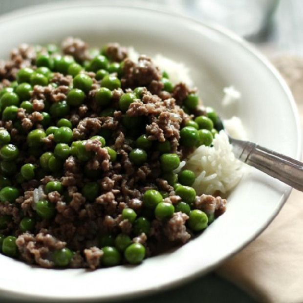 Ground Beef And Peas Worthcooking Net Recipe Ground Beef And Peas Recipe Ground Beef Rice Pea Recipes