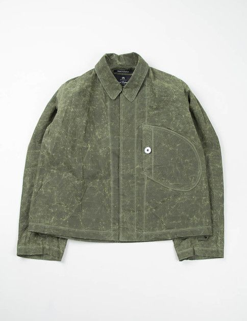 Nigel Cabourn Army WW2 Japanese Shirt Jacket