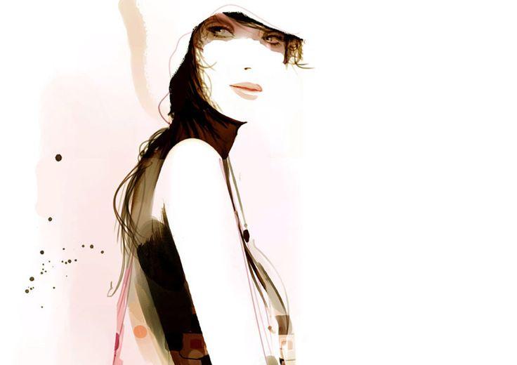 Fashion illustrations - Sophie Griotto Illustration