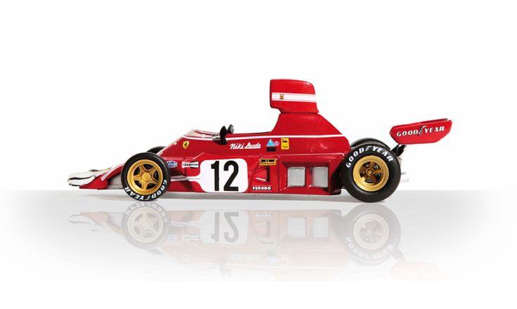 #Ferrari 312 B3/74