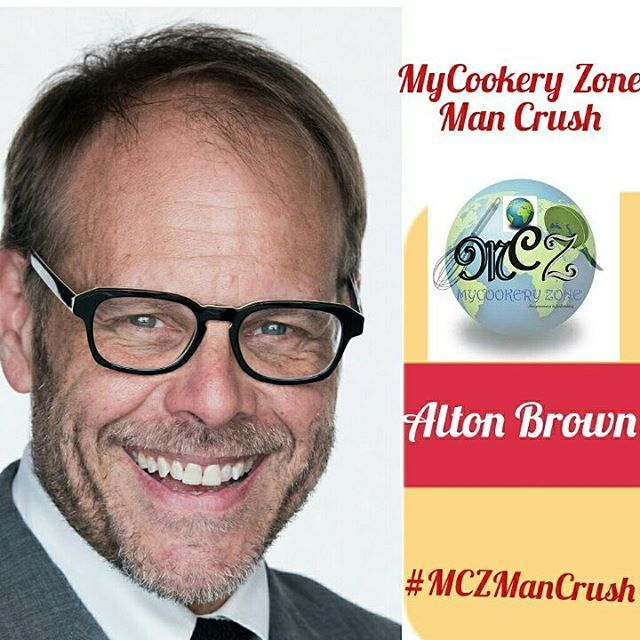 The Thyme Lord @altonbrown is our man crush for this #FoodyMonday.  Alton Crawford Brown is popularly known as an American television personality food show host & presenter cookbook author actor cinematographer and musician.  Alton studied film in the University of Georgia drama department later worked as a cinematographer. Graduated in 1977 from the New England Culinary Institute and started his own television show after not feeling satisfied with cooking shows that air then on TV.  He is…
