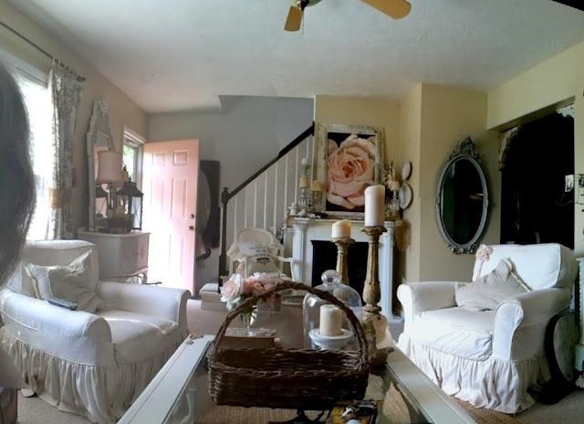 Romantic Prairie Style · French FarmhouseCountry FarmhouseFarmhouse  DecorCountry ...
