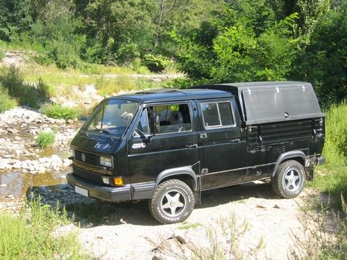 VW T3 Transporter Tristar Syncro