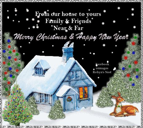 From Our House To Yours Merry Christmas christmas christmas gifs christmas quotes seasons greetings cute christmas quotes christmas quotes for facebook christmas quotes for friends christmas quotes for family
