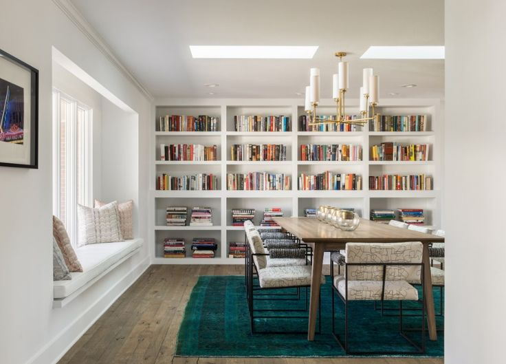 Rethink Your Space: Multipurpose Dining Room Ideas