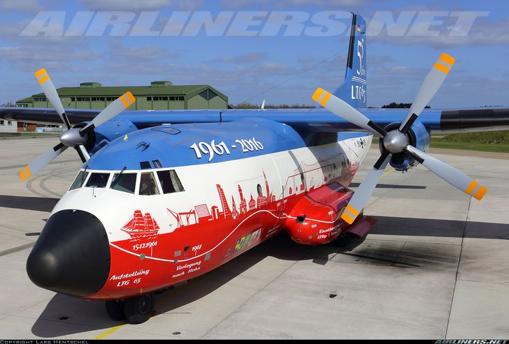 Transall C-160D aircraft picture