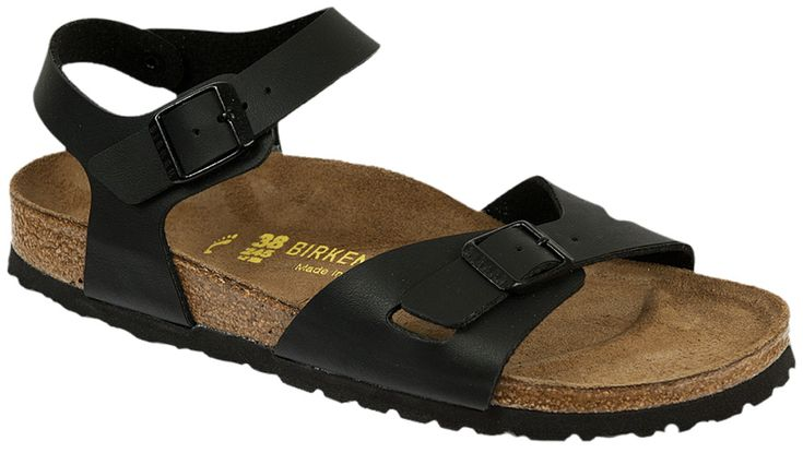Birkenstock Rio Women's Sandal With Ankle Strap