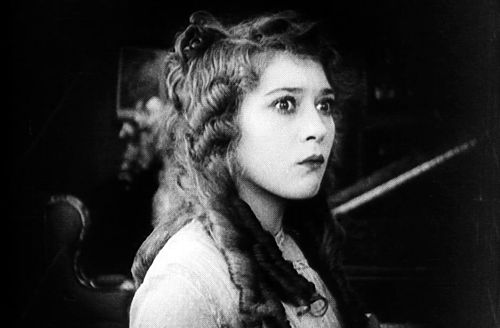 the poor little rich girl , Mary Pickford. 1917