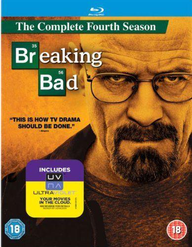 Breaking Bad: Season 4 [Blu-ray] @ niftywarehouse.com