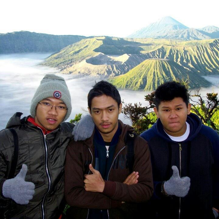 Mt.Bromo ! Indonesia