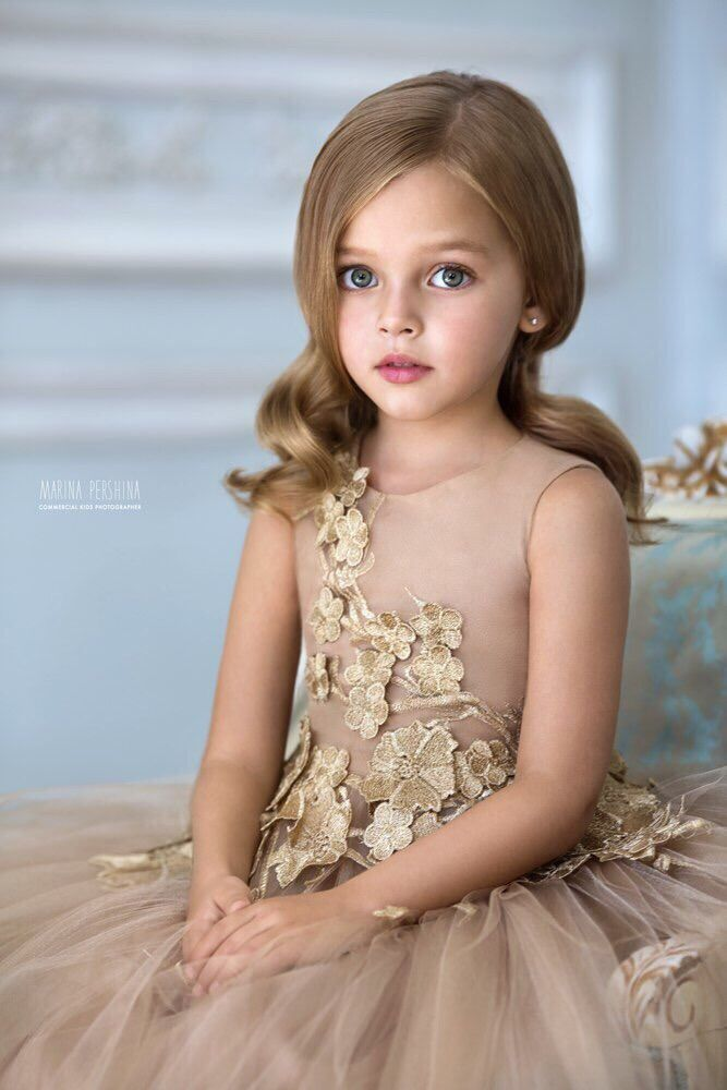 Anna Pavaga (born November 2, 2009) Russian child model and actress. Marina Pershina Photography