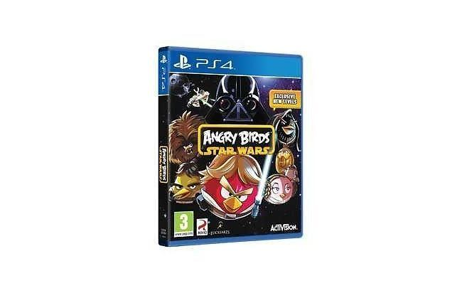 angry birds star wars - ps4