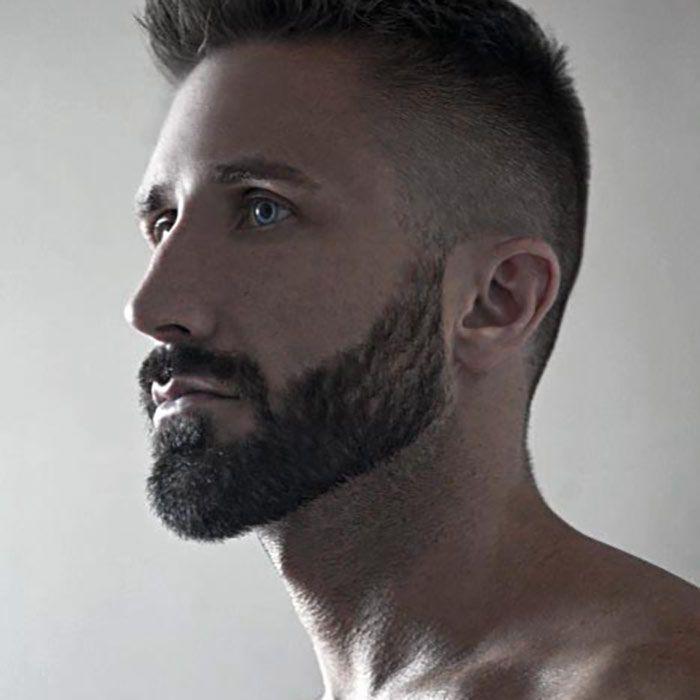 Barba Juvenil Tipos De Barba Peine Para Barba Estilos De Barba Corta