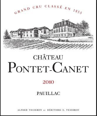 2010 Château Pontet-Canet